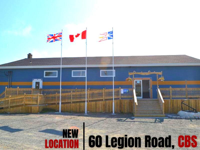 60 Legion Road, CBS